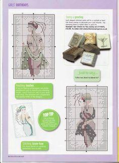Gallery.ru / Фото #9 - Cross Stitch Card Shop 71 - WhiteAngel