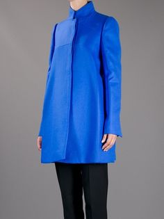 STELLA MCCARTNEY - architecturally structured COAT 3