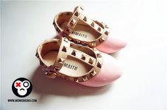 vanlantino shoes pink