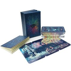 The Prisma Visions Tarot Deck (Third Edition)
