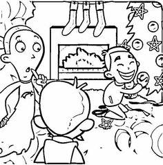 Infantil Mercedarias: cuento de navidad