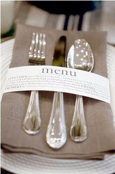 what a fun simple menu idea - Craft ~ Your ~ Home