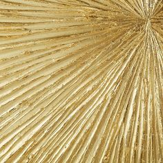 Achieve an eye-catching dimensional look with the abstract, geometric design of the Sunburst Palm Box Wall Art from Madison Park. This wonderfully attractive piece features a textured metallic surface for a pop of color. Apollo Aesthetic, Gold Aesthetic, Aesthetic Colors, Aesthetic Pictures, Greek Gods And Goddesses, Greek Mythology, Photo Wall Collage, Contemporary Wall Art, Gold Walls