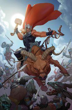 Ron Garney - Thor