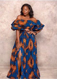 african print dresses African Clothing for women/Ankara top and skirt/African Fashion/Ankara top /African skirt/African Traditional wears African Fashion Ankara, Latest African Fashion Dresses, African Print Fashion, Africa Fashion, Fashion Prints, African Prints, African Fabric, Tribal Fashion, Korean Fashion