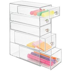mDesign Desk Tower with 5 Drawers MetroDécor http://www.amazon.com/dp/B00TKM9VI6/ref=cm_sw_r_pi_dp_PjRuvb1K3RX9M