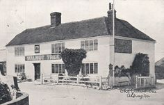 The Walnut Tree, Aldington, Kent; postcard dated 1905.