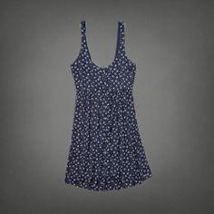 Elicia Babydoll Dress