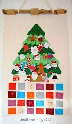 Like this advent calendar idea