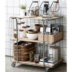 Stylish storage ideas for kitchens