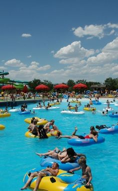 Seven Peaks Water Park | Travel | Vacation Ideas | Road Trip | Places to Visit | Provo | UT | Other Outdoor Place | Swimming Pool | Water Park | Water Sports | Children's Attraction | Amusement Park