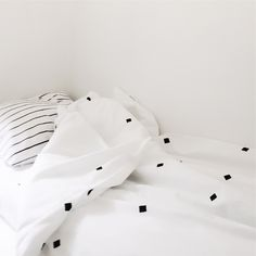 confetti duvet cover + pillowcase