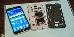 Galaxy S5 Dibongkar, Total Harga Komponen 256 Dollar - http://www.gaptekupdate.com/2014/04/galaxy-s5-dibongkar-total-harga-komponen-256-dollar/
