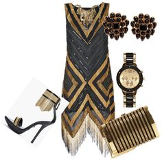CHANELLING THE GREAT GATSBY by evelyn-wade on Polyvore