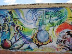 Copan, honduras street art