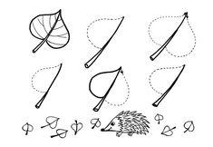 Pracovné listy - Album používateľky mery333 - Foto 146 Pre School, Preschool Activities, Drake, Folk Art, Worksheets, Primitive, Facts, Autumn, Kindergarten