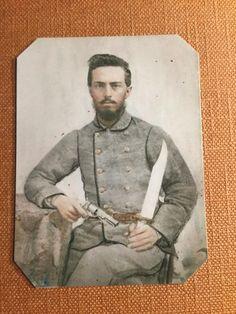 Civil War Suspected-Abraham-Lincoln-Conspirator-John Surratt tintype C1245RP