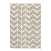 Found it at Temple & Webster - Imogen & Baker Beige Soft Cotton Reversible Rug