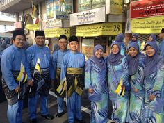 The HPC team is dedicated to Brunei Darussalam as illustrated here during the National Day Celebrations.
