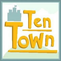 """I created Ten Town over 18 years ago while teaching at a primary school. However hard I tried to teach my five year olds to form their numbers correctly a large majority of them still wrote them back to front, and asked questions such as, """"What does a two look like again?"""""""