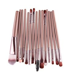Makeup Brushes Kit //Price: $9.95 & FREE Shipping //    #cute #accessories #new