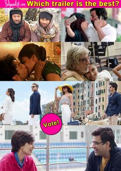 Dil Dhadakne Do, Bombay Velvet or Piku: Which trailer did you like best? #DilDhadakneDo