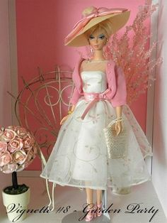 Barbie Collector  - BFMC Past to Present by Silkyfever