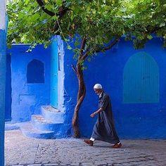 """design-dautore.com (@design_dautore) στο Instagram: """"Chefchaouen, Marocco #designdautore #destinations #travel"""""""