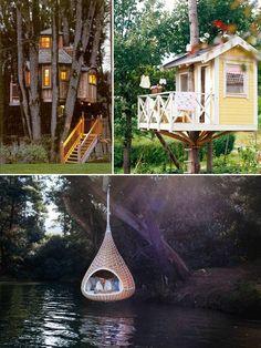 Ultimate tree houses