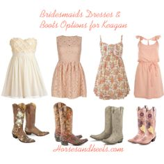 country style bridesmaids dresses | Country Bridesmaid Dresses