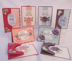 Stamping Moments: Stippled Blossoms Stamp Class.....