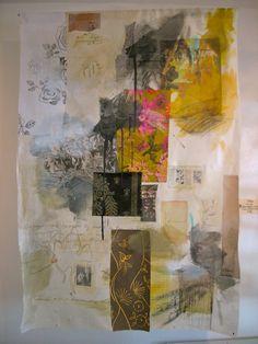 @nicole paisley martensen Beautiful multimedia collage work