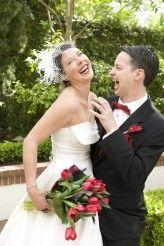 A Red & Black Rock n Roll Wedding: Theron & Erin · Rock n Roll Bride