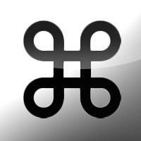 "Known as the Gorgon loop, the splat, the infinite loop, and, in the Unicode standard, a ""place of interest sign,"" the command symbol has remained a mainstay on Apple keyboards to this day."