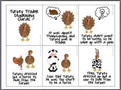 Turkey Trouble.
