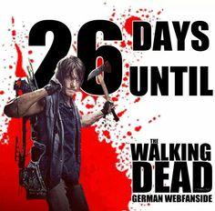The Walking Dead -Countdown Season 5