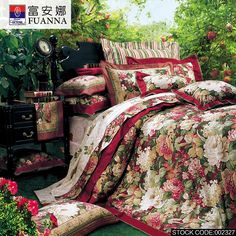 FUANNA Designer bedding bed set 4pcs duvet quilt duvet cover queen king Size pillow covers cotton bed sheets Free Shipping SNWQ