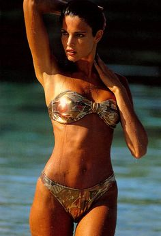 Stephanie Seymour, 1991