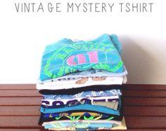 Mystery Vintage Tshirts 70s 80s 90s Soft Vintage Tee
