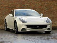 Used 2012 (62 reg) White Ferrari FF 6.3 3dr for sale on RAC Cars