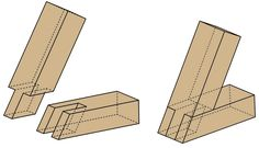 oblique_angle_bridle_woodworking_joint