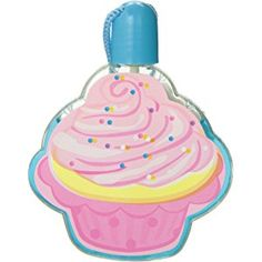 Rhode Island Novelty Cupcake Bubble Necklaces, 12-Pack