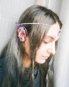 Twilight Defender  Dragon Ear cuff by NeehellinsRealm on Etsy, $25.00