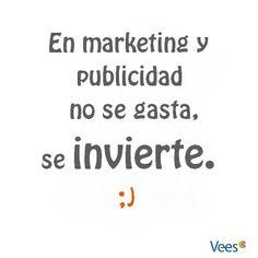#Publicidad #Marketing #Inversión