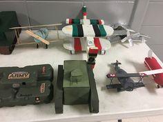 World War 1 project 6th Grade