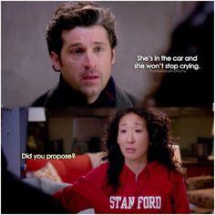 Greys Anatomy Episodes, Greys Anatomy Funny, Grey Anatomy Quotes, Grays Anatomy, Derek Shepherd, Netflix, Grey's Anatomy Wallpaper, Anatomy Humor, Medical Quotes