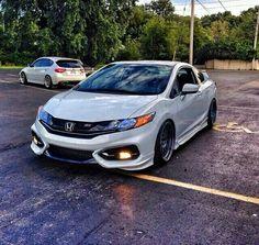 #9thgen #fg4 Honda Civic New, Honda Civic Si Coupe, Civic Coupe, Honda S, Weird Cars, Japanese Cars, Modified Cars, Jdm Cars, Future Car