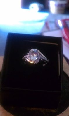 DC Fan Lisa Lugenbeel's REAL ring from her Diamond Candle.