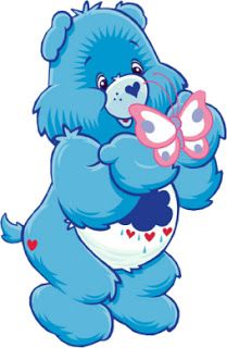 Dibujos de osos cariñosos para imprimir