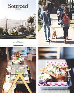 Sourced Cities San Francisco : Chantelle Grady